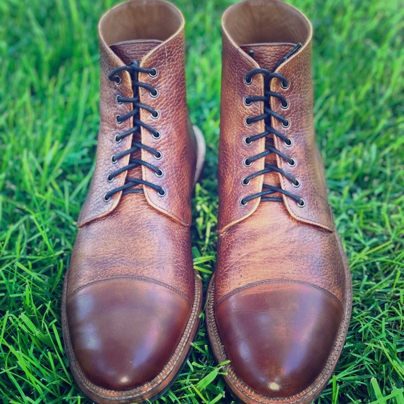 Taft Other - TAFT Rome Boot in Brown - EU Size 44 (US Size 11).